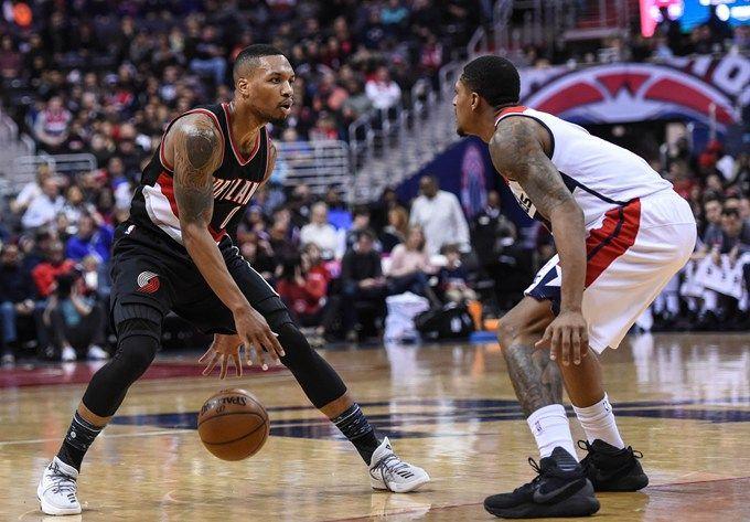 NBA战报:波特兰开拓者1