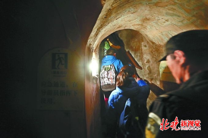北京顺义焦庄户地道战遗址:看实物听故事下地道 了解抗战往事