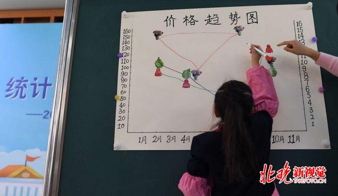 东城花市统计局带领北京学生走进小学v学生专教案小学英文图片