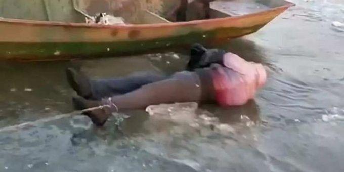 男子凿冰捕鱼溺亡是怎么回事?具体死因是什么?