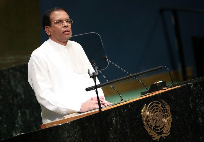 阿曼苏丹:斯里兰卡最高法院裁定总统违宪 西里塞
