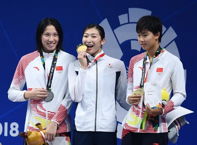 池江璃花子 白血病: 日本泳坛天才少女池江璃花子患白血病 曾在亚运会独得6金2银