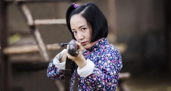 武林外史_李倩主演抗战剧《小妮扛枪》 在《我就是演员》中获导师高度 ...