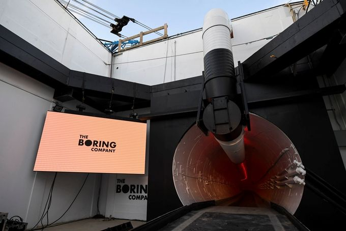 马斯克隧道获批,价值4860万美元,又一黑科技?