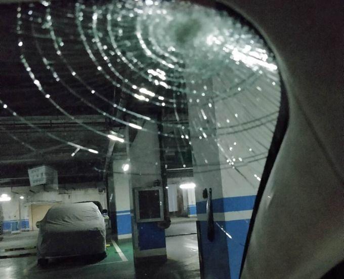 北京明天第一城7号院地库车辆一夜被砸十余台 警方已锁定犯罪嫌疑人