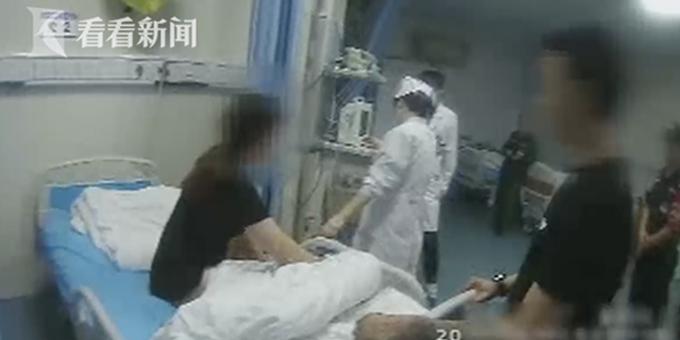 怀孕女子遭家暴后和解,又被打入院,同居男友不止一次动手
