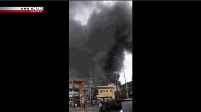 京都人为纵火变乱遇难者增至33人 安倍发推:惨状令我失语,为死者祈福
