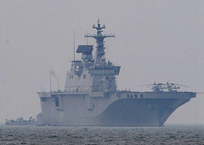 韓國將建準航母:具備雙層機庫及耐熱甲板預計2030年形成作戰能力
