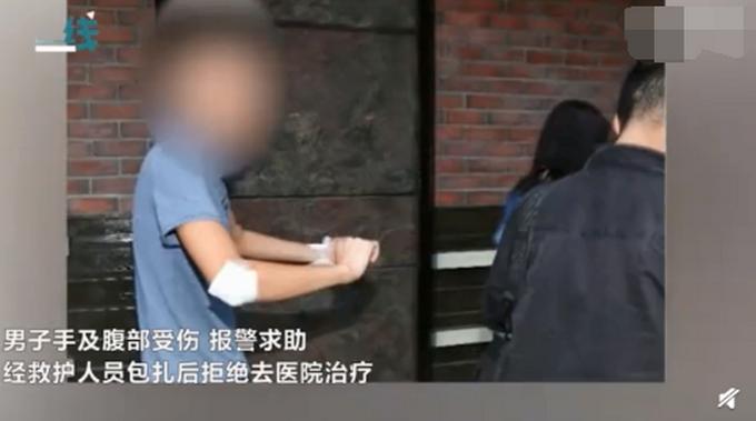 一名内地游客香港购物当街被抢,手及腹部受伤损失1万余元人民币