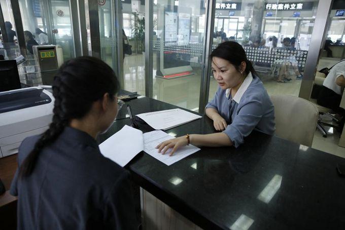 全国首例京沪跨域立案完成,京沪法院已实现互通