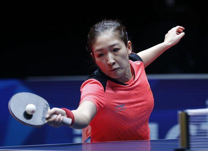 2019女乒世界杯在成都继续进行 球迷:哪两位能跻身决赛?