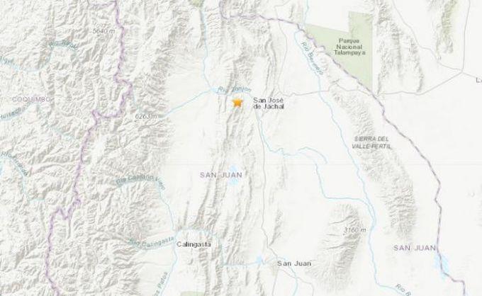 阿根廷发生5.1级地震:震源深度10公里 5.1级地震属于什么级别?