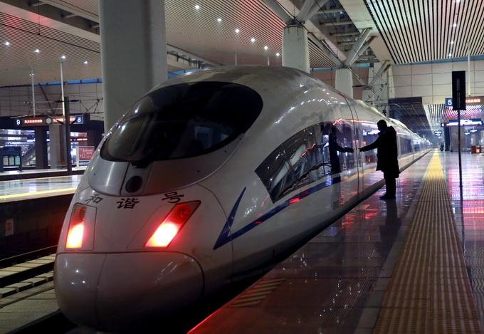 1月10日铁路春运开始,北京南站和北京站发布春运方案