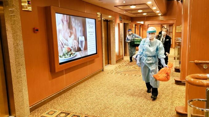 [推荐]钻石公主号2名新冠肺炎感染者死亡均为日本人,4名工作人员确诊