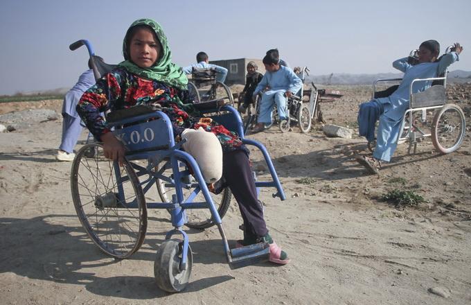 「伤亡」连续第六年超过1万人!阿富汗暴力冲突致大量平民伤亡