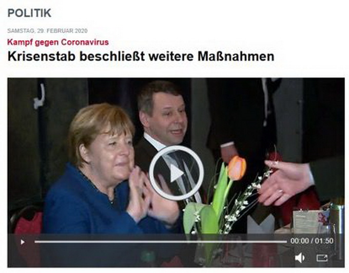 """『新冠肺炎』柏林不相信口罩?欧洲人口最多国家""""佛系""""防疫的背后……"""
