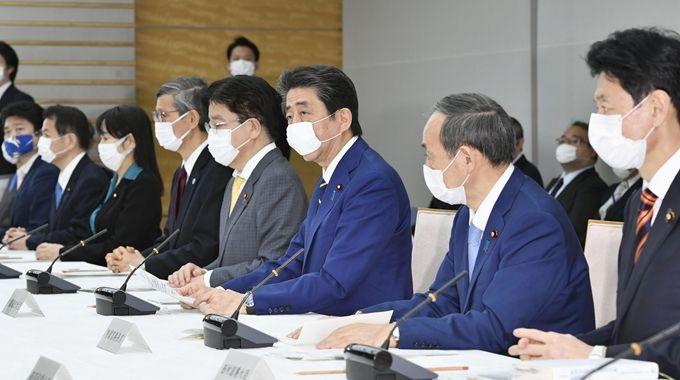 日本新冠治療方案
