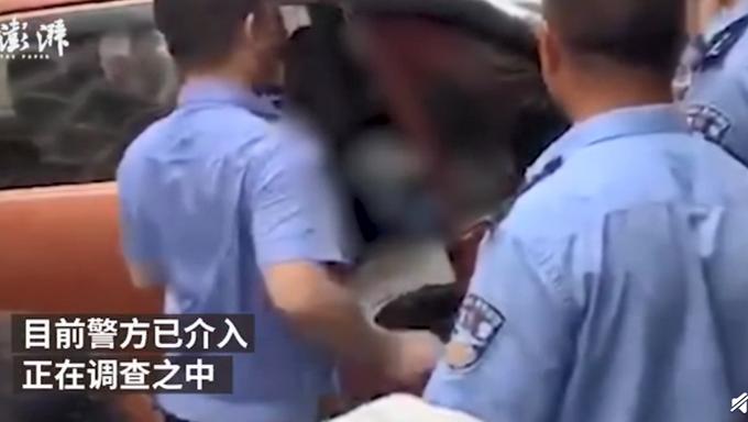 推荐 湖南一老人被发现在别人车内去世,车主一开门吓一跳,警方介入
