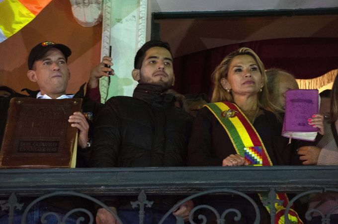玻利维亚临时总统新冠检测阳性 玻利维亚疫情严重吗?