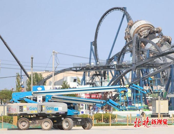 北京环球影城|环球主题公园周边将新建四条道路,今年底前完工