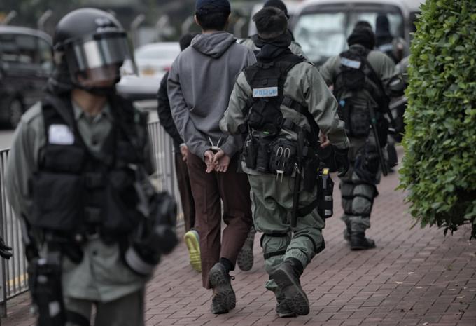推荐|香港教育大学客座讲师持有箭弩及尖木棒 被判入狱一年