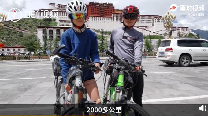  14岁少年24天骑行2200公里,爸爸全程陪伴,网友点赞:有意义!