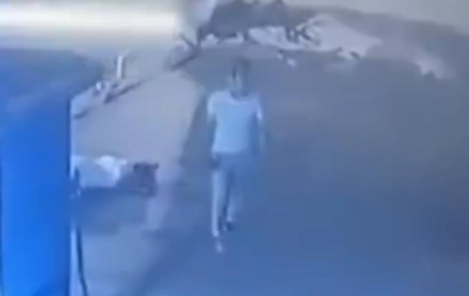 杀人案|常州男子因情感纠纷用砖头砸死女子,监控画面令人愤怒!