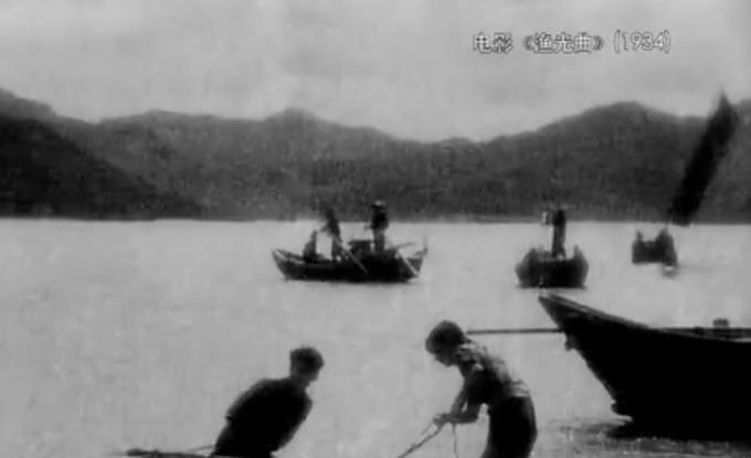 渔光曲|《渔光曲》是第一部表现劳动人民生活的影片,还有人为此牺牲