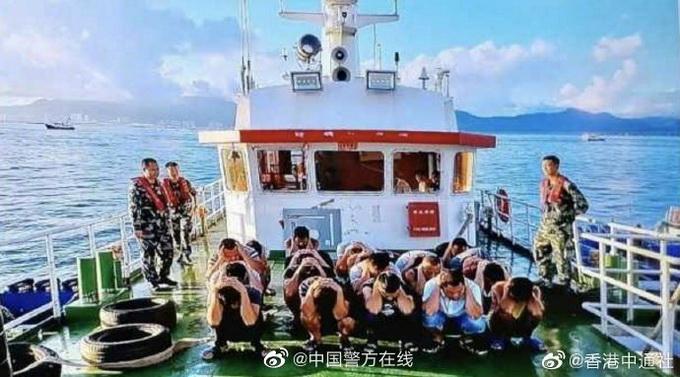 热点|香港保安局:12名乱港分子在内地被采取刑事强制措施,身份曝光