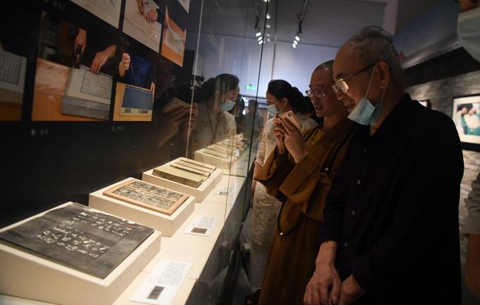 最大规模古籍修复成果展
