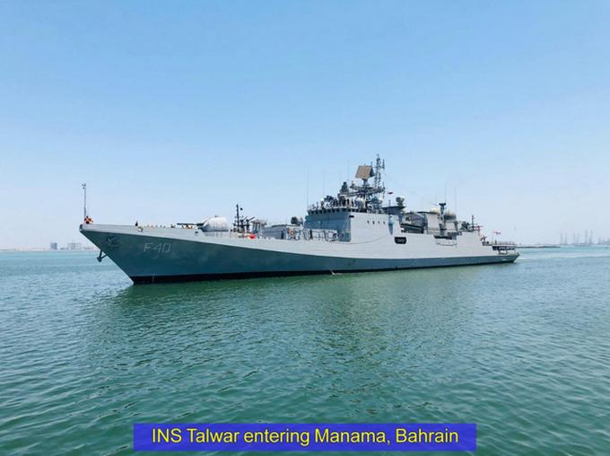 印度派9艘军舰赴4国运氧气 包括新加坡科威特插图
