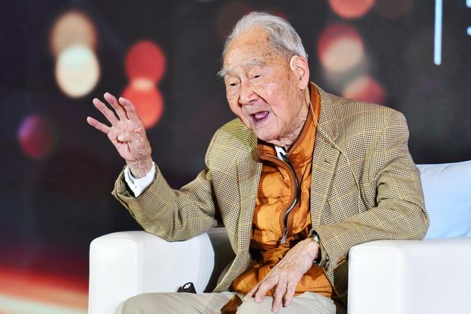 翻译泰斗许渊冲先生逝世,享年100岁[多图]